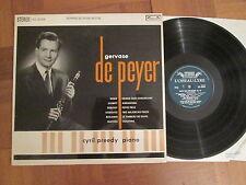 Gervase de Peyer Recital - Cyril Preedy - UK  L'Oiseau-Lyre – SOL.60028 -  1961