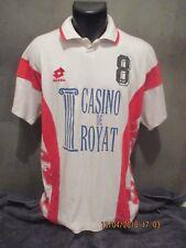 maillot shirt CHAMALIERES VOLLEY BALL porté LOTTO  trikot jersey