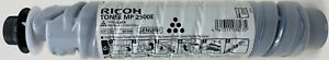 Ricoh 841040 Type MP2500E Toner Original Aficio Mp 2500 / Mp 2500LN/2500SP