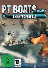 PT dispinta: Knights of the Sea-nave simulatore nel 2. guerra mondiale per PC Nuovo/Scatola Originale