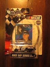 Hot Wheels 1:64 Scale Nascar 2001 Racing Series RACE DAY RYAN NEWMAN ALLTEL #12