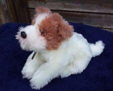 YOMIKO CLASSICS Plush Jack Russel Terruer Stuffed Animal Toy Dog