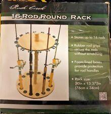 Round 16 Fishing Rod Storage Rack