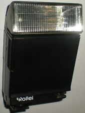 CAMERA PHOTOGRAPHY FLASH ROLLEI BETA 4 TESTED WORKING