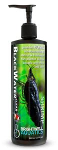 Brightwell Aquatics Shrimp Blackwater Clear Humic Supplement Shrimp Fish Biotope
