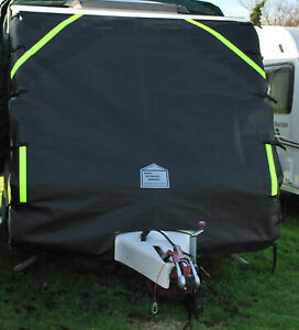 Caravan Towing Front Cover
