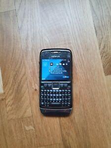 Nokia E Series E71 - Gray (Unlocked) Smartphone