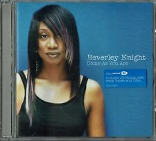 "BEVERLEY KNIGHT - 5"" CD - Come As You Are + JD Remix + Video.  Parlophone"