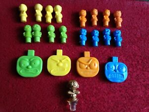 MB Games Modern Version Frustration Spare Counters - Paddles - Genie
