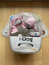 New Tiger Electronics i-Dog Speaker and Pink Carry Bag Set New In Packaging