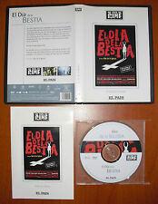 El Día de la Bestia [DVD] EL PAÍS Álex de la Iglesia,Santiago Segura,Álex Angulo