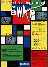 "Swap ""Palace"" 1991 Magazine Advert #5575"