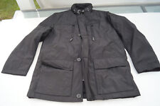 BUGATTI Herren Winter Jacke Mantel Parka Steppjacke outdoor Gr.25 XL schwarz TOP