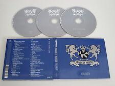 VARIOUS/HOUSE OF HOUSE VOLUME 8(KONTOR 0200662KON) 3XCD ALBUM