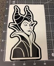 Maleficent  - Sleeping Beauty - Disneyland - vinyl decal sticker For Windows Car