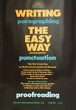 Writing the Easy Way: For School, Business, and Pe