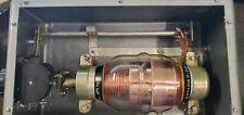 NEW Vaccum Variable 500 pF KP1-4 10-500pF 10kV in metal case