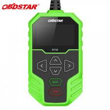 OBDSTAR BT06 Car Battery Tester Support 12V & 24V Starting and Charging System