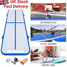 AirTrack Inflatable Air Track Tumbling Floor Home Gymnastics Yoga Mat GYM UK