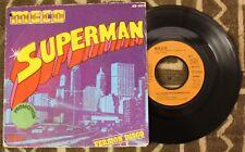 1979 ✤ SUPERMAN ✤ Meco Monardo ✤ Vinyle 45T ✤ XB 1073