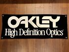 Oakley High Definition Optics Vintage Banner Tapestry 33in x 13in