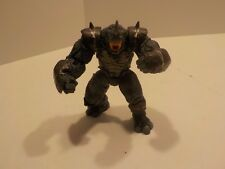 Hasbro Marvel Universe 3.75 Spider-Man Villain RHINO Greatest battles figure