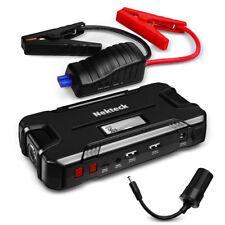 Nekteck Car Jump Starter Portable Power Bank External Battery Charger 500A Peak