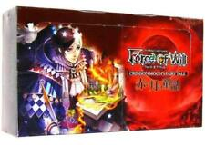 FOW Crimson Moon's Fairy Tale Booster Box - Force of Will TCG - 36 Packs