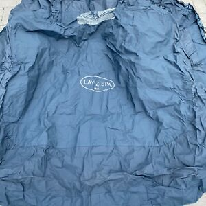 #253 Lay Z Spa Ibiza  Top Leather Cover