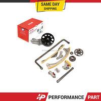 Timing Chain Kit Water Pump for 15-19 Honda CR-V 2.4L DOHC K24W9