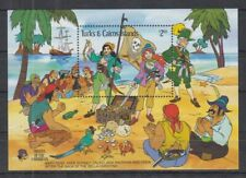 T397. Turks & Caicos - MNH - Cartoons - Disney's - Pirates