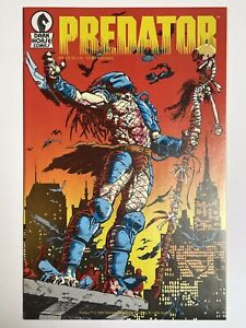 Predator #1 (1989, 1st Printing) — 1st Appearance of Predator in Comics
