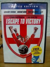 Escape to Victory - World Cup Edition DVD (LIKE NEW) ***FREEPOST***
