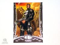 2014 Marvel Premier Punisher Base Card #42 Upper Deck UD Limited Edition 15/199