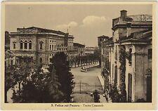 S.FELICE SUL PANARO - TEATRO COMUNALE (MODENA) 1950
