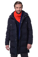 RRP €504 CERRUTI 18CRR81 Size 52 / L Men's Parka Jacket With Detachable Hood