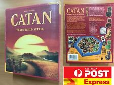 Settlers Of CATAN, Trade Build Settle, Perfect Social Board Game
