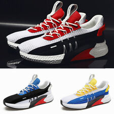 Men's Outdoor Athletic Sport Running Shoes Jogging Walking Gym Casual Sneakers