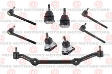 Jimmy GMC 2wd Suspension & Steering Parts Ball Joints Tie Rods Center Link New