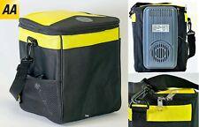 AA 12V 13L Car Van Motorbike Boat & Travel Portable Cooler Fridge Box Cool Bag