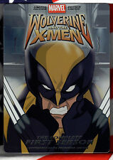 WOLVERINE & THE X-MEN 2009 Complete Animated TV Series Limited Edition Steelbook