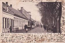 NETHERLANDS - Den Helder - Weststraat 1899