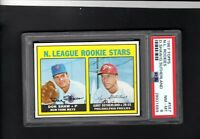 1967 Topps # 587 Rookie Stars PSA 8 NM-MT