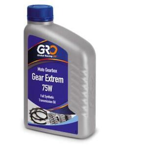 OLIO TRASMISSIONE GLOBAL RACING OIL GEAR EXTREM 75W BIDONE 1L