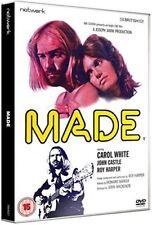 MADE. Carol White, John Castle (1972). New sealed DVD.