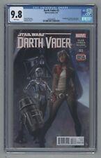 Star Wars Darth Vader #3 CGC 9.8 1st Print 1st Doctor Aphra CGC 9.8