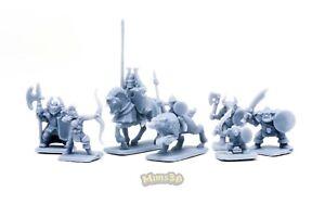 Battle Master - Chaos - Minis3D