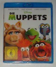 Die Muppets  Blu Ray NEU Walt Disney