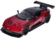 "KINSMART 5"" PULL BACK ASTON MARTIN VULCAN - TY4142 TOY CAR WIND UP DIECAST METAL"