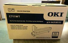Okidata C711WT White Toner Drum   44318531